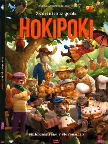 Zverinice iz gozda Hokipoki... (naslovnica)