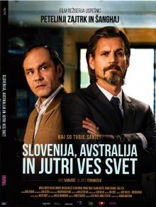 Slovenija, Avstralija in ju... (naslovnica)