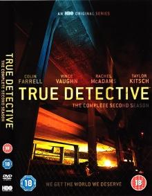 True detective; Videoposnet... (naslovnica)