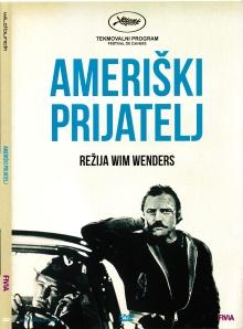 Der amerikanische Freund; V... (naslovnica)