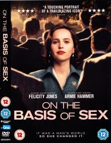 On the basis of sex; Videop... (naslovnica)
