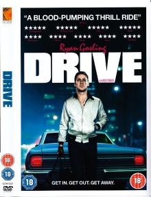 Drive; Videoposnetek (naslovnica)