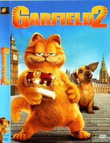 Garfield 2; Videoposnetek (naslovnica)