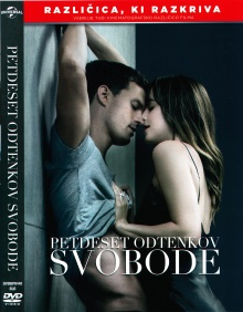 Fifty shades freed; Videopo... (naslovnica)