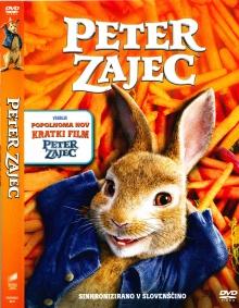 Peter Rabbit; Videoposnetek... (naslovnica)