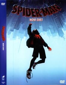Spider-man.Into the Spider-... (naslovnica)