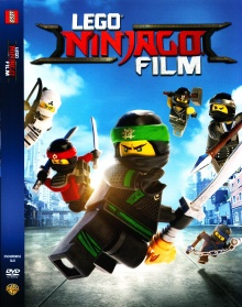 The Lego Ninjago movie; Vid... (naslovnica)