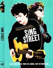 Sing street; Videoposnetek;... (naslovnica)