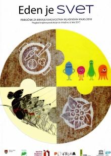Eden je svet : priročnik za... (naslovnica)