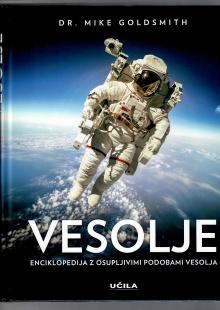 Vesolje : enciklopedija z o... (naslovnica)