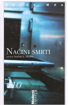 Načini smrti (naslovnica)