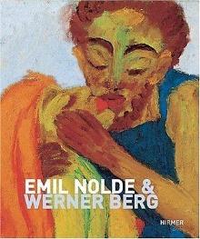 Emil Nolde & Werner Berg : ... (naslovnica)