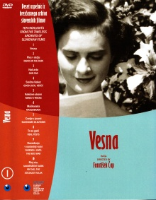 Vesna; Videoposnetek (naslovnica)