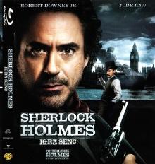 Sherlock Holmes.A game of s... (naslovnica)