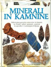 Minerali in kamnine; Rock a... (naslovnica)