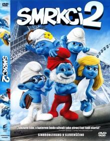 The Smurfs 2; Videoposnetek... (naslovnica)