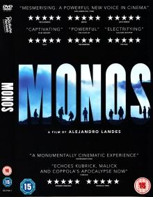 Monos; Videoposnetek (naslovnica)