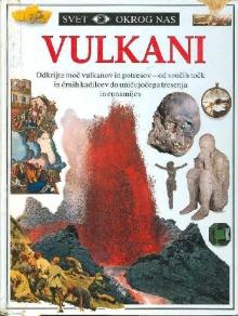 Vulkani; Volcano (naslovnica)